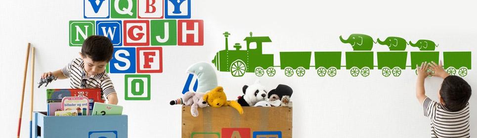 Muurstickers Kinderkamer Belgie.Muurstickers Kinderkamer Tip Stickers Voor Kinderen