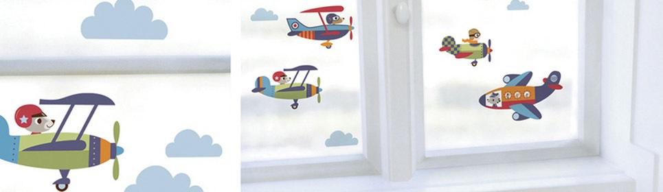 Raamstickers Voor Kinderkamer.Raamstickers Tips En Overzicht Van Online Shops